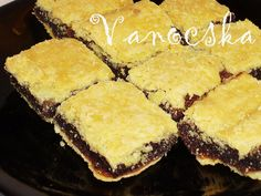 Anya főztje: Vendégposzt: Csokispite Cornbread, Sweet Recipes, Food And Drink, Cooking Recipes, Sweets, Baking, Ethnic Recipes, Cakes, Kitchen