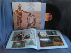 RARE Vintage The Story Of Star Wars John by sweetleafvinyl on Etsy, $16.99