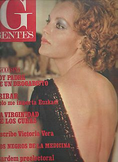 ROMY SCHNEiDER-REVUE MADE IN ESPAIN- GENTE N°38-1977-4 PAGES+ 4 PAGES BARDEM