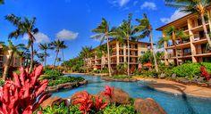 Koloa Landing at Poipu Beach Wyndham Grand Resort  Kauai, HI