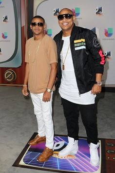 Pin for Later: All the Fiery Red Carpet Looks You Need to See From This Year's Premios Juventud Gente de Zona