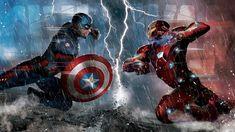Quiz: quem disse esta frase, Capitão América ou Homem de Ferro?