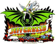 Jeff Grosso Demon