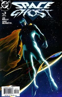 DEAL OF THE DAY Space Ghost TPB New Ed - $15.29 Retail Price: $16.99 You Save: $1.70 The six-issue miniseries from 2005 is back in a new edition! For the first time, learn how Space Ghost got his power bands and why he protects the galaxy from evil! Witness the tragic circumstances that led to his donning a cowl and his first battle with arch-nemesis Zorak!   TO BUY CLICK ON LINK BELOW http://tomatovisiontv.wix.com/tomatovision2#!comics/cfvg