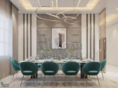 Luxury Dining Tables, Luxury Dining Room, Dinning Room Wall Decor, Dining Room Design, Dining Room Inspiration, Modern Dinning Room Ideas, Be Design, Home Interior Design, Decoration