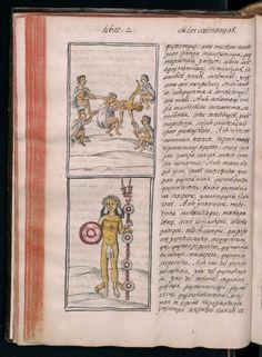 General History of the Things of New Spain by Fray Bernardino de Sahagún: The Florentine Codex — Viewer — World Digital Library