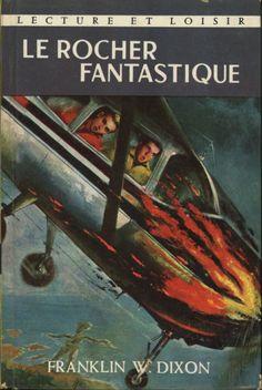 G. Kaye - Charpentier Lecture et Loisir Franklin W. Dixon Les Frères Hardy 1962