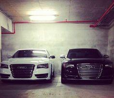twins #Audi #RePin by AT Social Media Marketing - Pinterest Marketing Specialists ATSocialMedia.co.uk