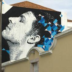 Rua Académico Zagalo,Figueira da Foz,street art