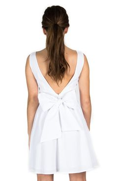 The Emerson - White http://www.laurenjames.com/collections/spring-2015-dresses/products/emerson-seersucker-dress