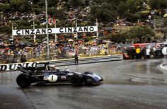 Jackie Stewart(Tyrrell-Ford) Grand Prix de Monaco 1972 - Formula 1 HIGH RES photos (Old and New) Facebook