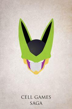 Resultado de imagem para dragon ball minimalist