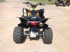 Used 2013 Suzuki LTZ400 QuadSport ATVs For Sale in Illinois. For Sale: 2013 Suzuki Ltz400 QuadSport!!! Like NEW!!! The 2013 QuadSport Z400 features Suzuki's Fuel Injection system that provides a cleaner, quicker, and stronger acceleration than ever before. It's the ideal four-wheeler for exciting sport riding on the track, in the sand, or in the woods. Whether you're an avid racer or just out for a quick ride, our sport quads are the most fun. Fresh oil change, and went through a full…