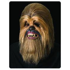 (affiliate link) Star Wars Chewbacca Supreme Edition Mask