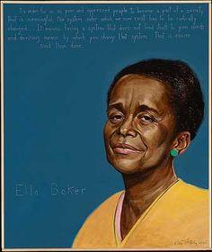 Profile.  Brief biography of Ella Josephine Baker, 1903–1986, activist and civil rights organizer.