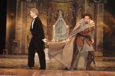 Enrico IV di Luigi Pirandello regia di Roberto Guicciardini con Sebastiano Lo Monaco (in foto Alessandro Scaretti, Francesco Montanari)