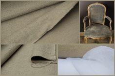 Traumhafter Polster-, Möbel- und Bezugsstoff stoned washed