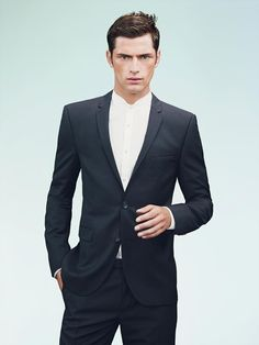 Sean O'Pry for Hugo by Hugo Boss S/S 2013 - Campaign