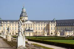 Karlsruhe – Schloss Karlsruhe und 2 weitere Tipps