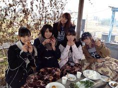 モーニング娘。'14 天気組『里山!石田亜佑美』