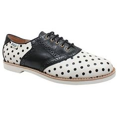Bass Women's Matilda Lace-Up,Cream/Black Dots,9 M US Bass,http://www.amazon.com/dp/B006CSRUFW/ref=cm_sw_r_pi_dp_lR5isb1V4KZA22H5