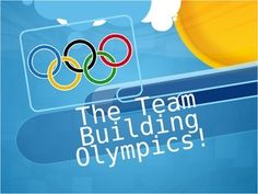 Working together is an important skill for students of all ages to develop.  This set of five team building activities is sure to get your students talking, collaborating, and most of all, having a great time learning about themselves and each other.  The PowerPoint is set up with an Olympic theme, making it perfect for fostering some healthy competition.