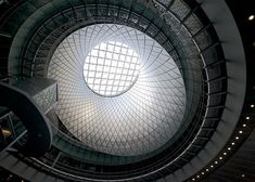 Best Ideas For Architecture and Modern Design : – Picture : – Description new york's fulton center transit hub topped with giant sky reflector-net – designboom Fumihiko Maki, Renzo Piano, Frank Gehry, World Trade Center, David Adjaye, Fulton Center, Lac Michigan, Art Arabe, Architecture