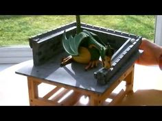 Smaug the Dragon Automata Marble Machine