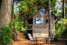 La Conner Vacation Rental - VRBO 197238 - 0 BR Northwest & Islands Cabin in WA, The Driftwood Cabin: Laidback, Lazy, Lovely, Quiet Waterfron...