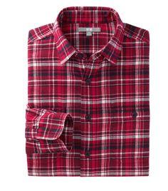 Uniqlo red flannel shirt 1