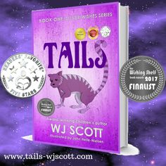 Tails (Silver Wishes Book Wise One, Hunting Season, Book 1, Wish, Awards, Author, Lovers, Fantasy, Adventure