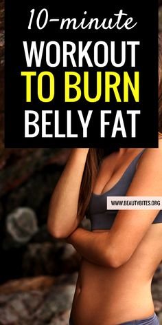 loved this intense HIIT workout to burn belly fat! If your midsection is a problem area - do this quick ab workout to lose belly fat fast, to tone your abs & strengthen your core!