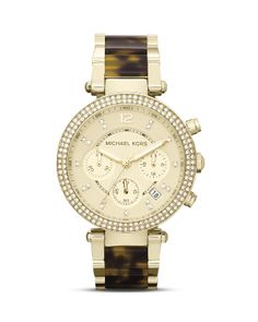 Michael Kors Parker Watch, 39mm | Bloomingdale's
