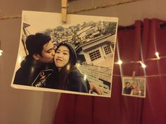 Anniversary Surprise For Him, Polaroid Film