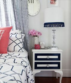 White Navy Gold Furniture Google Search C Bedroom S