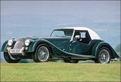 Morgan Plus 4/Plus 8  Launched, like the MG T, in 1936, its shape survives - in essence - to this day.