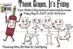 Friday night tastings! It's a beautiful day for a Beaujolais! #Flowercupwine #hudsonvalleywine #82MainSt #ColdSpringNY 10516 https://flowercupwine.com/