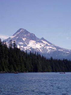My Scenic Drives:  Oregon  \  The majestic Mount Hood