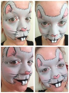 Mouse Face Painting