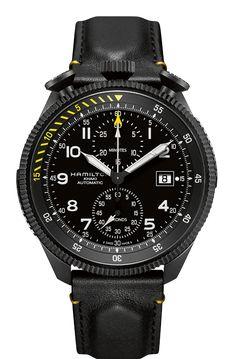 e01ca28fa See more. Takeoff Auto Chrono Montre Hamilton, Watches For Men, Latest  Watches, Men's Watches,