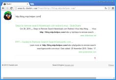 What should we do when the homepage is changed to Search.chedot.com without our permission? If you are trying to find the answer of this question, then you are in the right place. This post will show you how to remove this browser hijacker and reset the browsing settings modified by it step by step. Read this post and follow the removal steps to get rid of this threat immediately.