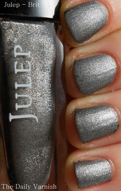 Julep - Brit. Suede finish unknown usage. If interested I will posted pic of actual bottle