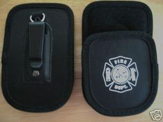 FIRE DEPARTMENT MALTESE CROSS PDA,CELLPHONE,CAMERA,SMARTPHONE OR GLOVE CASE