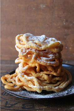 Tippaleipä (Finnish May Day Funnel Cakes) Recipe | SAVEUR