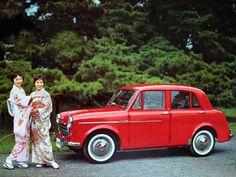 1958 Datsun 1000 (210)