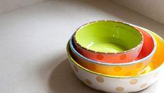 Coton Colors | Kitchen Accessories | Ceramic Serving Bowls - Neutral
