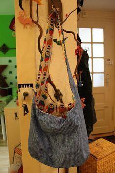Nachdem ich das super tolle Tutorial von Lula Louise  für eine einfache Wendetasche mit meinem Schön-Stoff No*1 getestet und für mega-gut b...