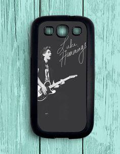 5 Second Of Summer Luke Hemmings Guitar Samsung Galaxy S3 | Samsung S3 Case