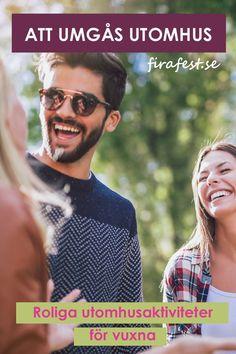 Att umgås utomhus – roliga utomhusaktiviteter för vuxna Wayfarer, Mens Sunglasses, Bra, Style, Swag, Bra Tops, Men's Sunglasses, Outfits, Brassiere