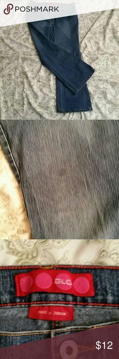 Jeans Size 17 short juniors glo jeans. One spot on left leg. Jeans Flare & Wide Leg